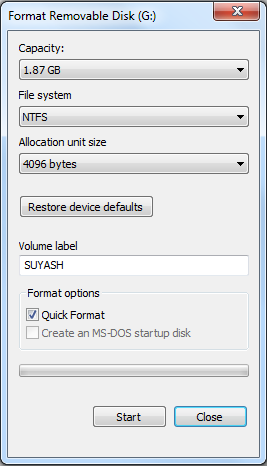 ntfs and exfat