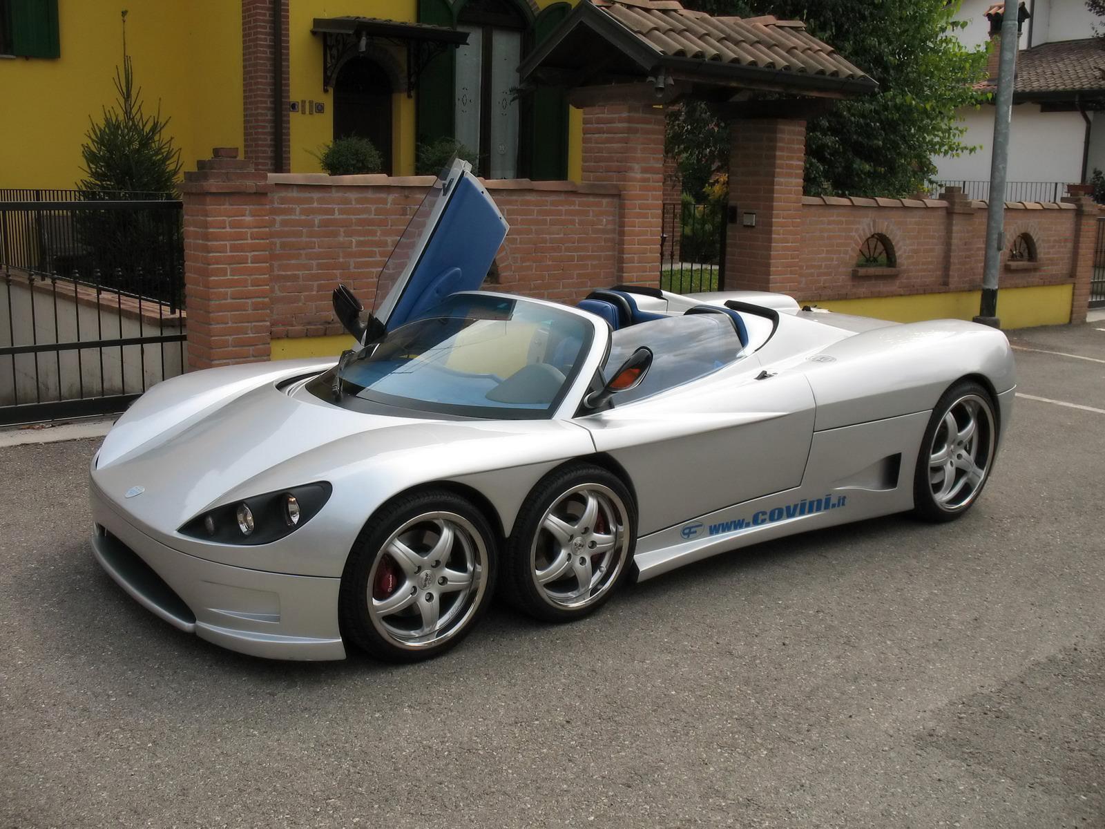 2009 Covini C6w Spider 001