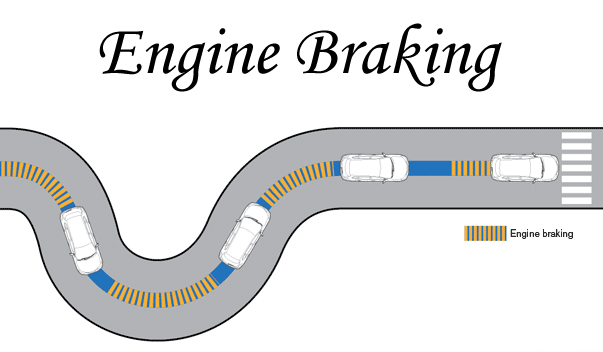 engine-braking