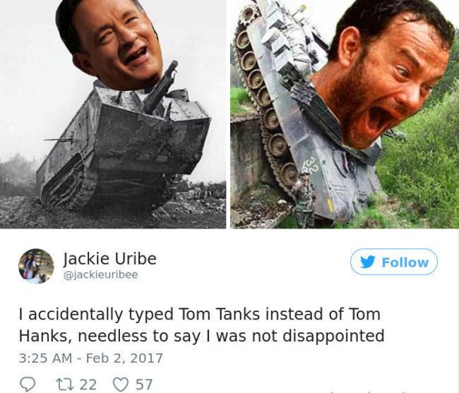 Tom Tanks