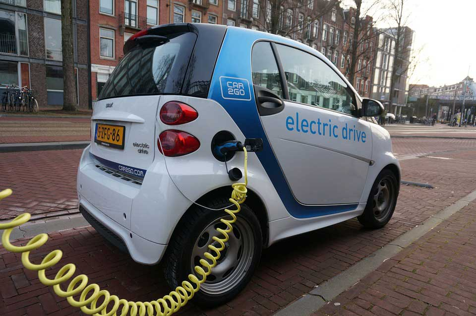 electric car industry