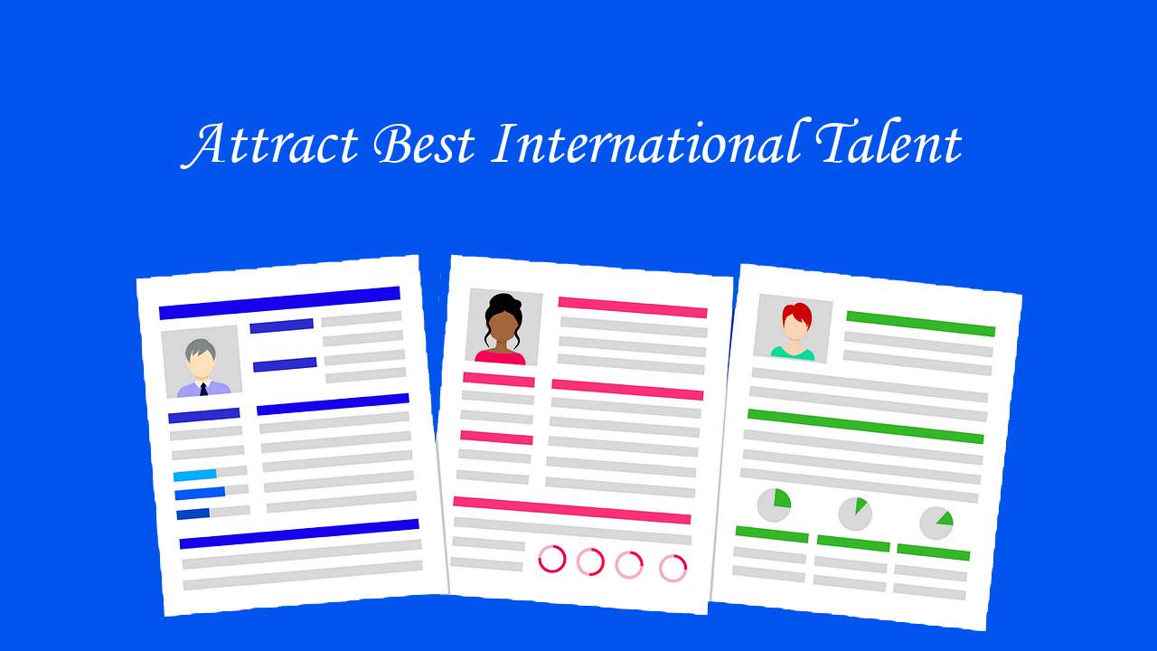 international talent