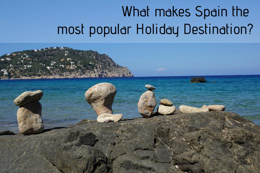spain a holiday destination