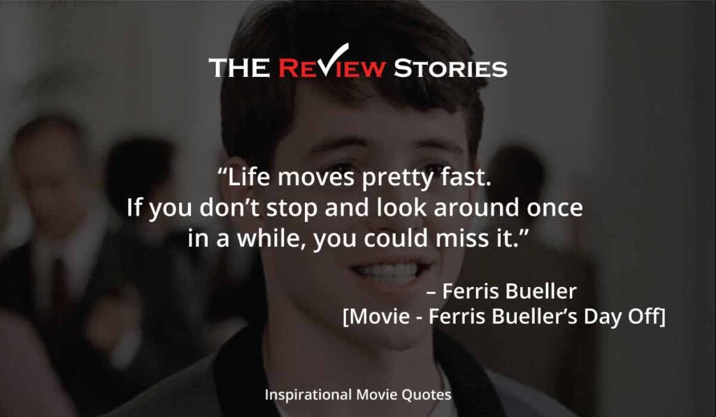 Ferris bueller day off movie