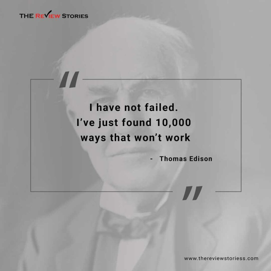 27 entrepreneur quotes which will inspire you to become an entrepreneur - Thomas edison