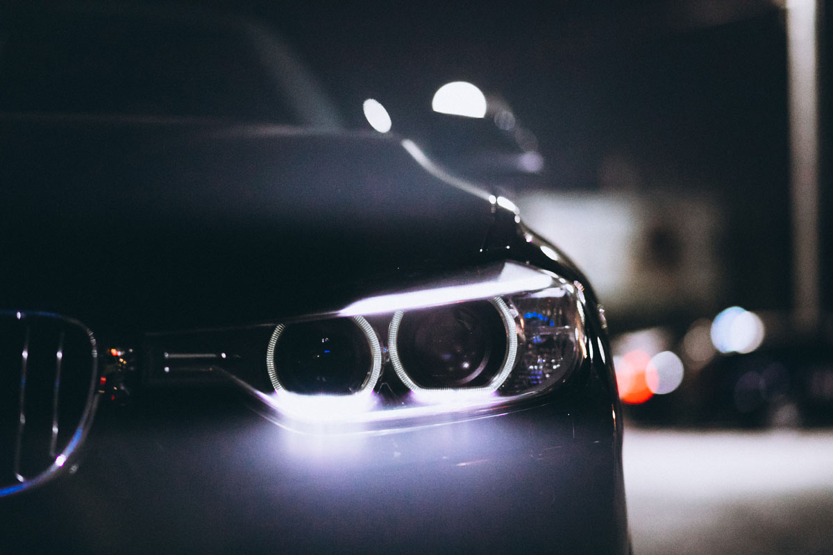 issues with car headlights