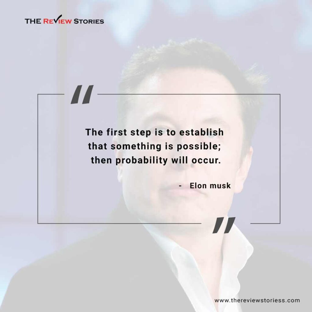 entrepreneur quotes - elon musk
