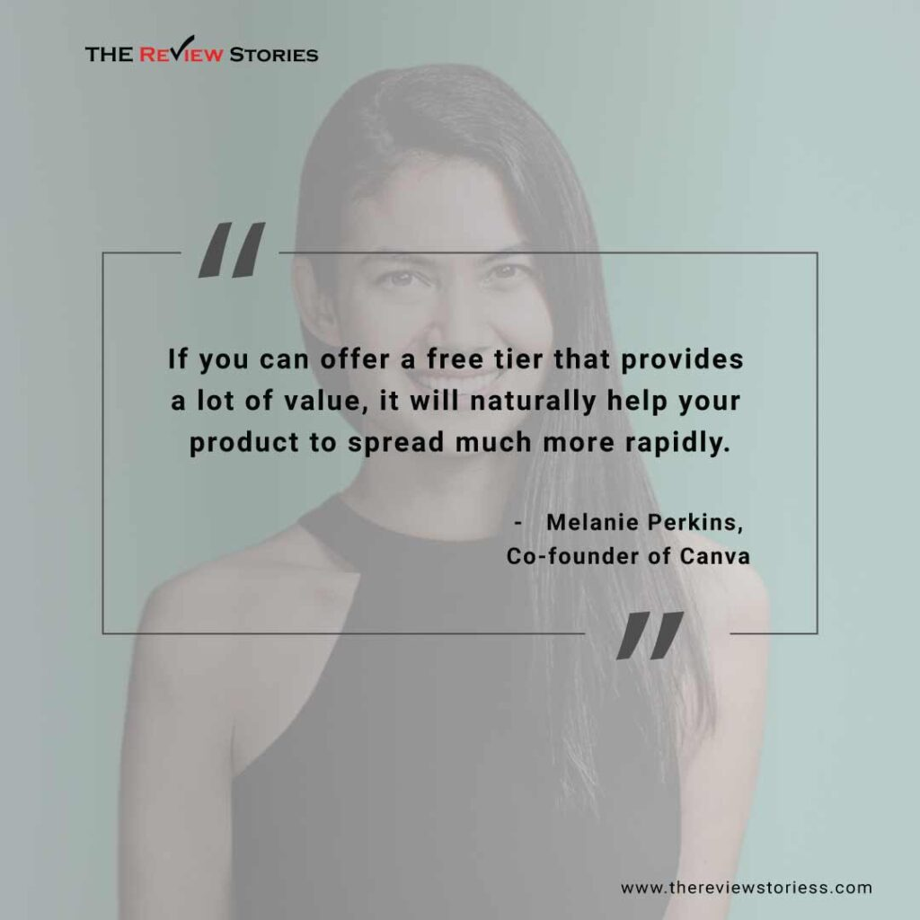 If you can offer a free tier that provides a lot of value, it will naturally help your product to spread much more rapidly.
