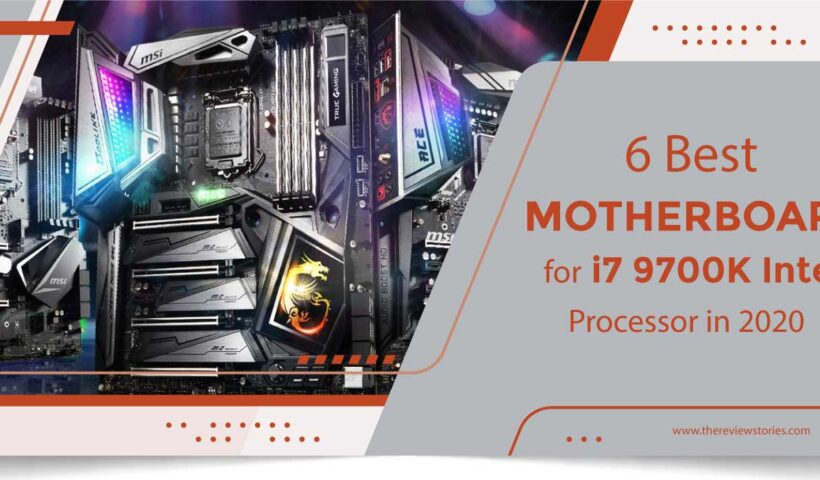 best motherboard for i7 9700k