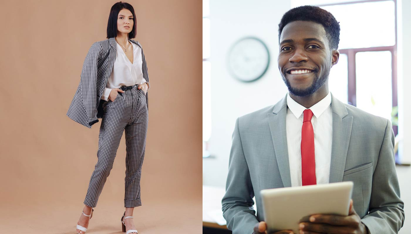 Why Professional attire is important for in office