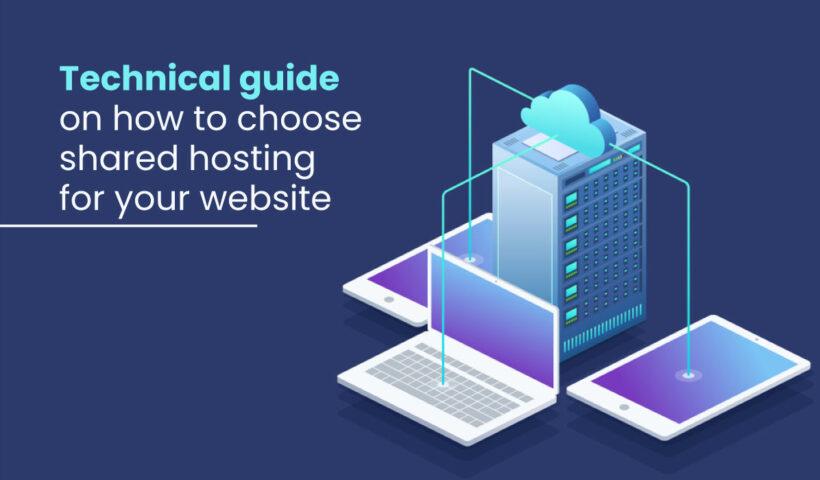 shared hosting service provider