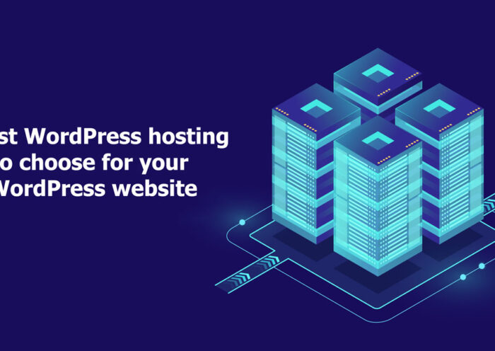 best hosting provider for wordpress
