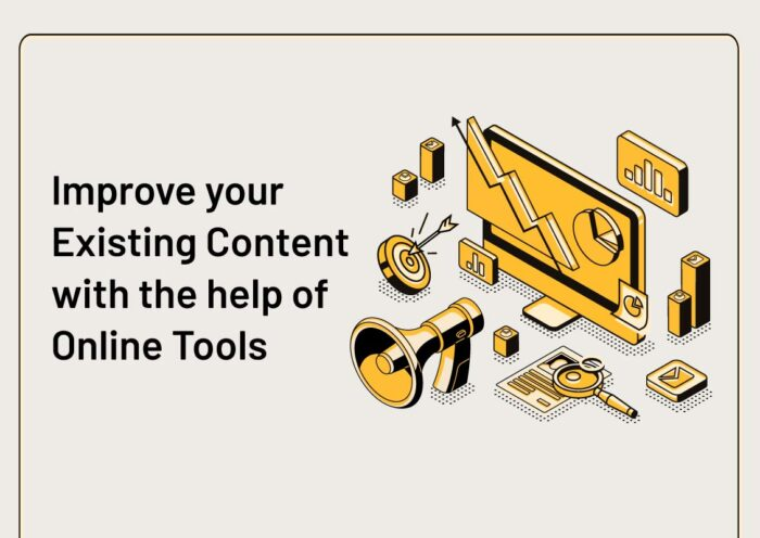 improve existing content for seo