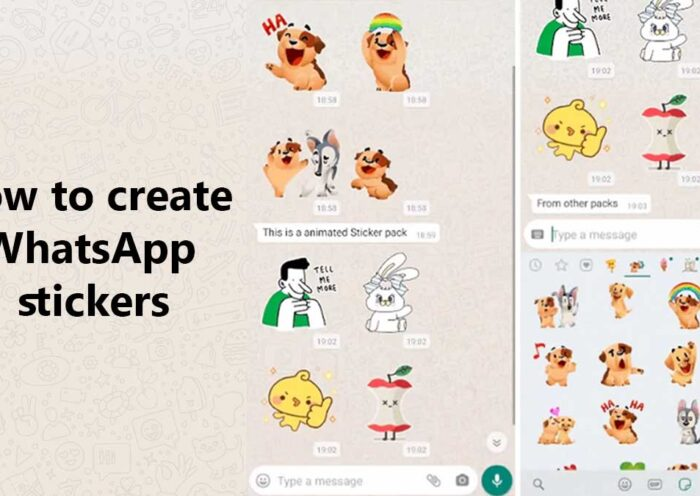 How to create WhatsApp stickers