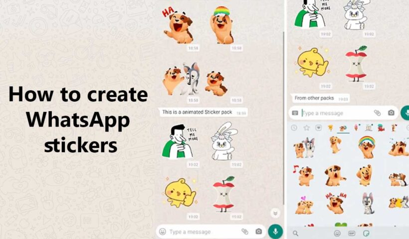 How to create WhatsApp stickers