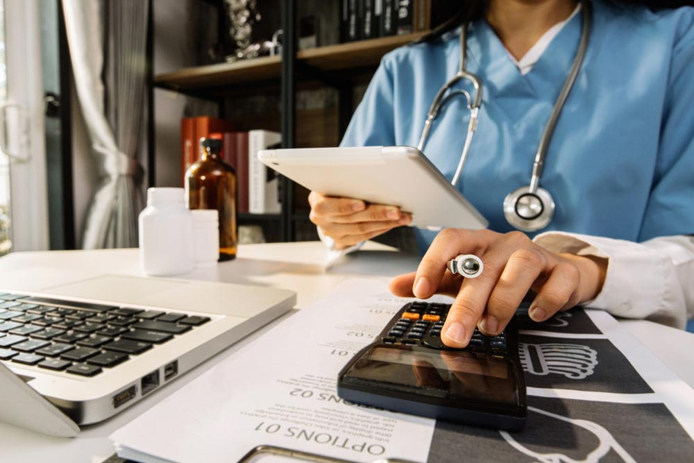 medical billing and coding processes