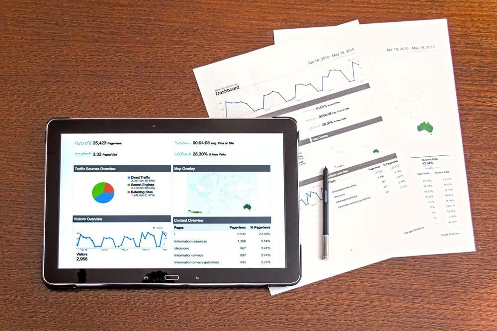 how to create Data Analysis Report