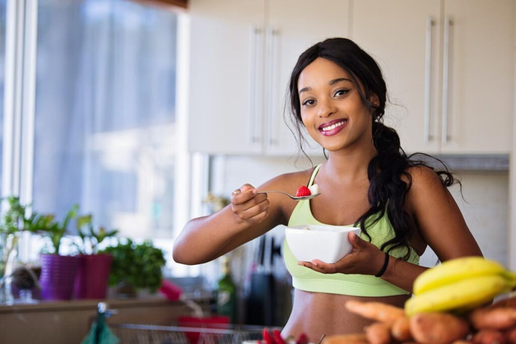 eat your way to better health