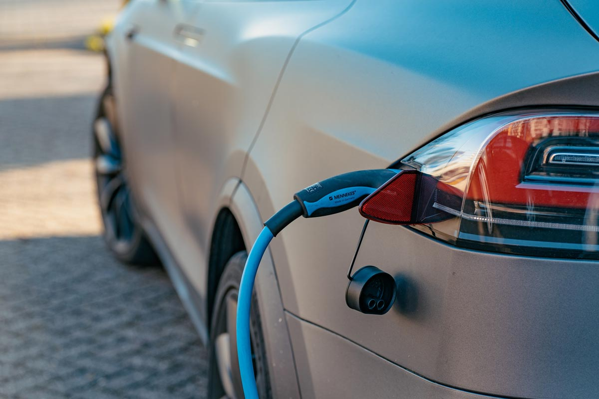 reasons to buy an electric car