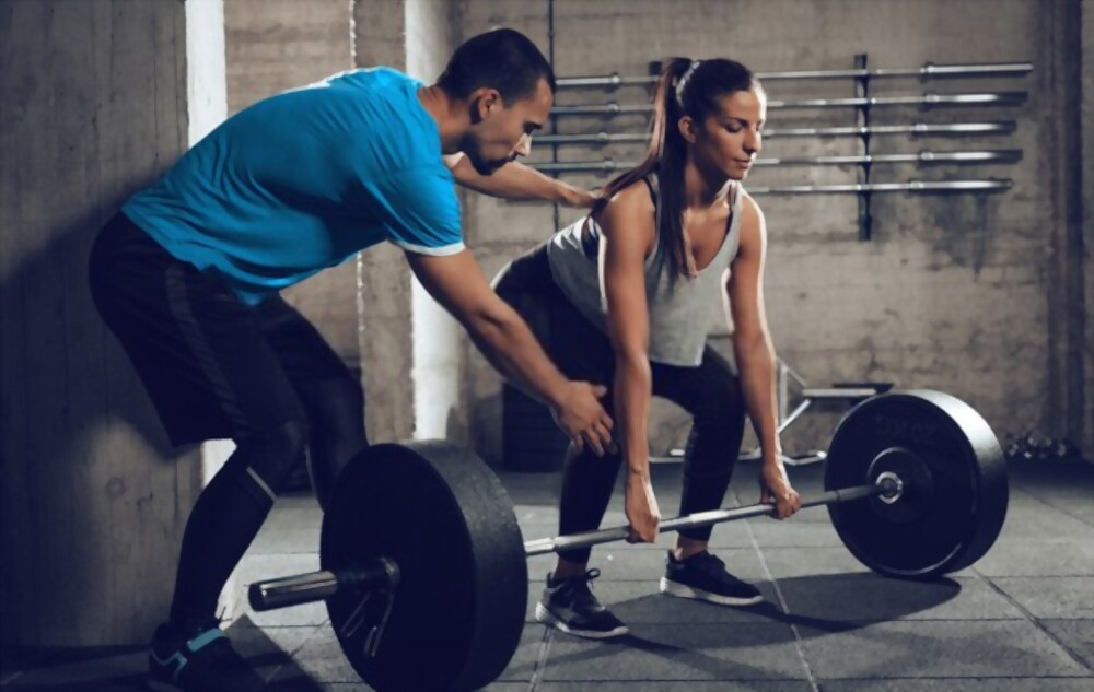 personal training for fitness