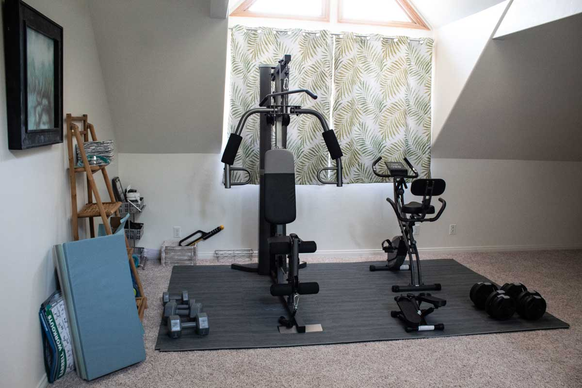building your home gym